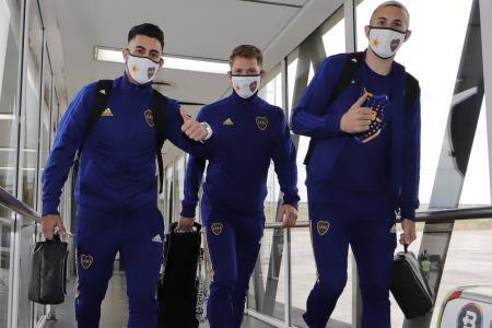 En Boca, Fabra y Orsini asoman como posibles titulares para enfrentar a Patronato