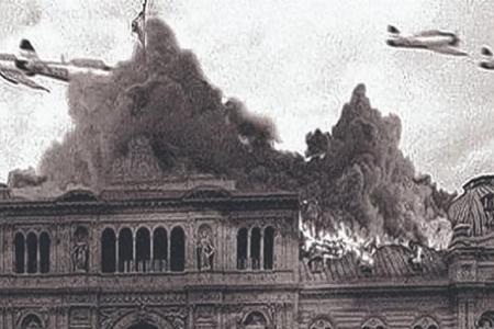 Bombardeo de Plaza de Mayo