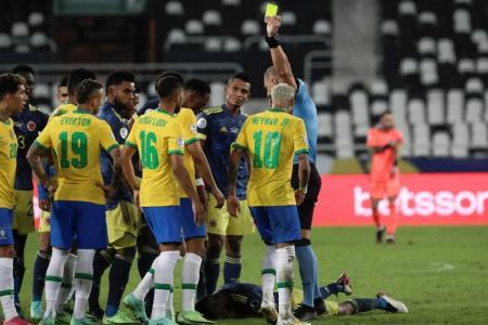 Brasil-Colombia
