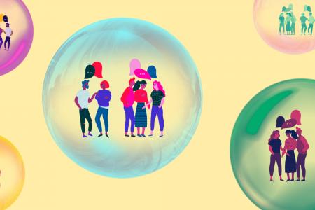 burbujas sociales