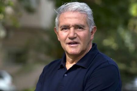 """El entrerriano Burruchaga consideró que Scaloni """"ha ido mejorando"""" como director técnico"""