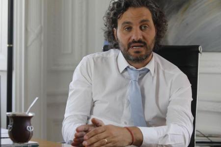 Cafiero confirmó que los jubilados cobrarán aumentos en sumas fijas