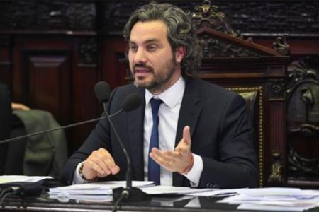Cafiero se presentó tres veces en el Congreso durante 2020: el 16 de junio y el 7 de octubre en el Senado, y el 30 de julio en la Cámara de Diputados.