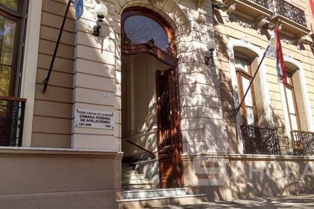 La Cámara Federal de Apelaciones de Paraná cerrará sus puertas por 48 horas a raíz de una medida preventiva por Covid19.