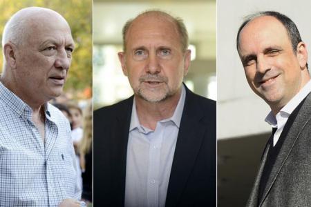 Candidatos a gobernador de Santa Fe