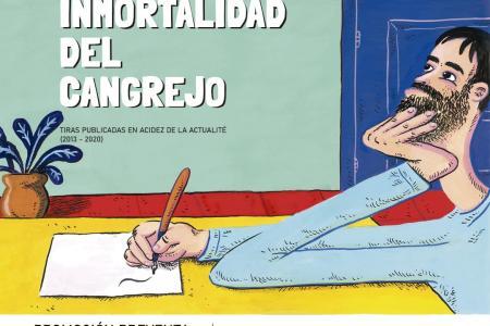 """""""La inmortalidad del cangrejo"""""""