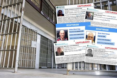 Más de nueve mil personas fueron capturadas por evadir a la Justicia.