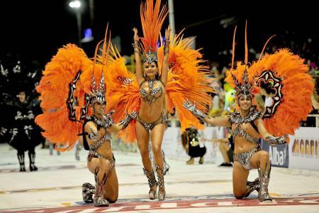 Hoy se vivirá en el Corsódromo de Gualeguaychú la segunda noche del Carnaval del País.