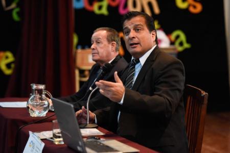 Marcelo Casaretto disertación UADER