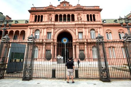 El velatorio de Diego Maradona será en la Casa Rosada