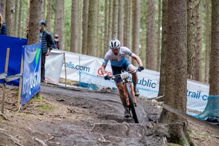 Tras avanzar 53 lugares, el entrerriano Catriel Soto finalizó 54º en República Checa
