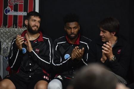 Básquet: a la espera de la Liga Argentina, Central Entrerriano se presentó en sociedad