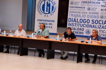 La CGT criticó a Randazzo tras apuntar a la dirigencia sindical