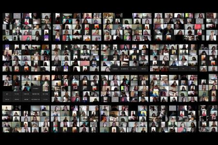 Con la participación de 300 mujeres, se inauguró la Red Multisectorial para la Igualdad