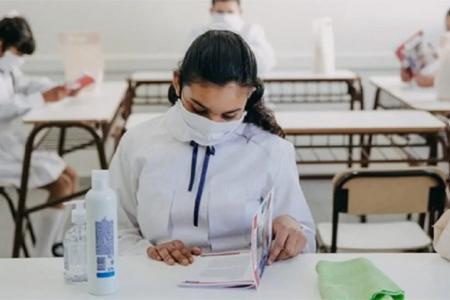 En la mayoría de los países de América Latina las escuelas no fueron abiertas y en todo caso, hubo aperturas muy parciales.