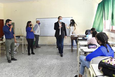 El gobierno entrerriano dispuso clases presenciales y actividades educativas presenciales en todo el territorio provincial y en todos sus niveles.