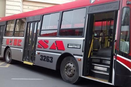 Reclaman al gobierno intervención por la situación del transporte urbano de Paraná