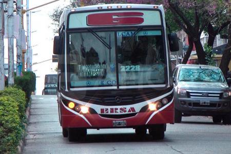 Cambia este sábado el recorrido de colectivos que circulan por calle Nogoyá