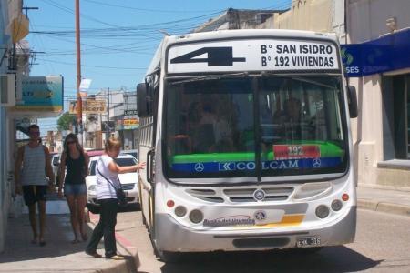 colectivo urbano Concepción del Uruguay