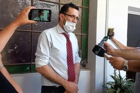 El fiscal Alejandro Perroud lleva adelante la investigación por la muerte de Gisela Grispi, quien fue hallada sin vida en su vivienda el lunes por la noche.
