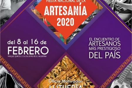 35ª Fiesta Nacional de la Artesanía