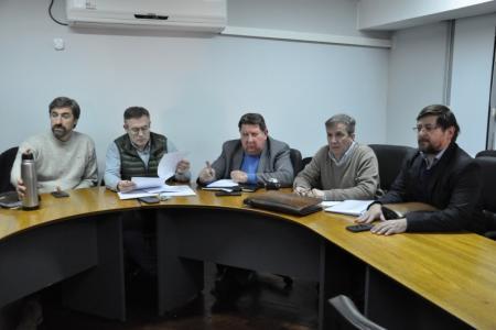 comisión legislación general Senado