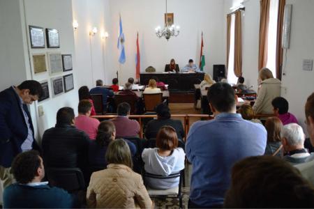 Concejo Deliberante Nogoyá