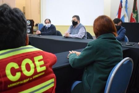Concordia restringió la permanencia en espacios públicos para frenar contagios