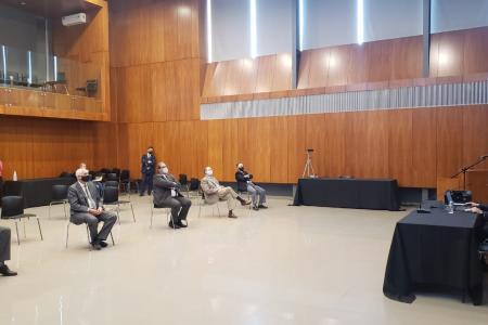 El STJ realizó el sorteo público de los 18 abogados para integrar la lista de conjueces