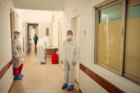 Falleció en Paraná una mujer que tenía coronavirus
