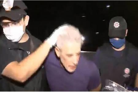 Roberto Dutra detenido