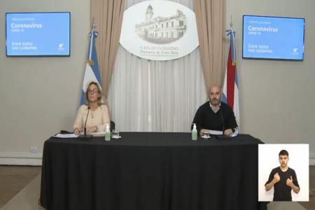 informe provincial coronavirus