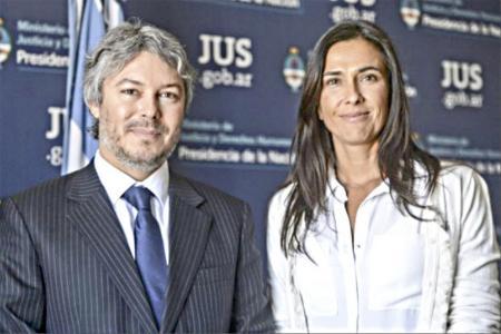 Los titulares de la UIF, Mariano Federici y María Eugenia Talerico, fueron acusados de encubrimiento de operaciones de lavado de dinero.