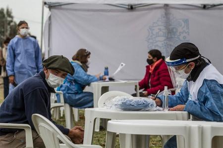 Suman 4.929.764 los contagiados desde el inicio de la pandemia.