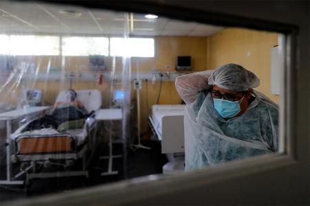 El Ministerio de Salud de la Nación informó este sábado que, en las últimas 24 horas, se registraron 170 muertes y 18.024 nuevos contagios de coronavirus.