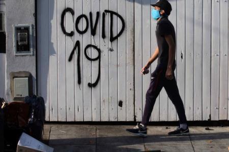 coronavirus calle