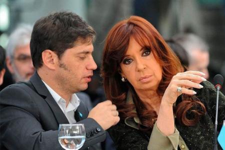 Pidieron iniciar el juicio oral a Cristina Kirchner y Axel Kicillof