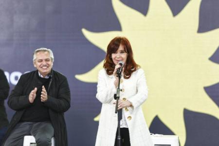 Cristina con Alberto listas PASO 2021