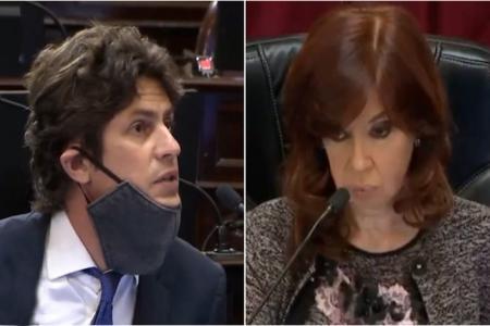 Martín Lousteau-Cristina Fernández
