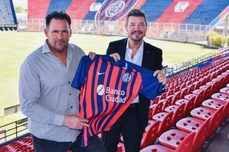 Fútbol: Diego Dabove se convirtió en el nuevo DT de San Lorenzo