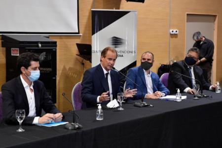 Bordet y ministros nacionales se reunieron con el sector privado en Concordia