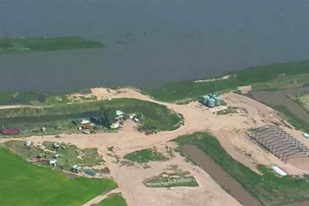 Quedó firme la sentencia contra la empresa holandesa Bema Agri  y en defensa de los humedales del Delta entrerriano.