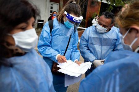 En los últimos 14 días, el promedio nacional de infectados de coronavirus empezó a subir tras más de cuatro meses en baja.