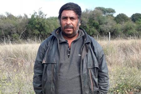 Sergio Peralta desaparecido en La Paz