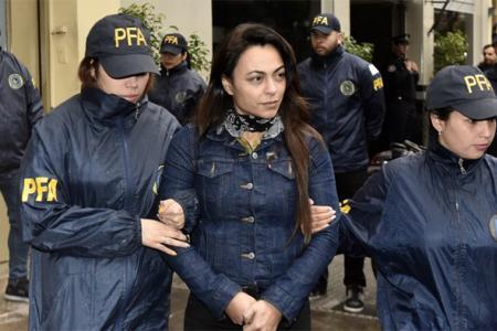 Carolina Pochetti, viuda de Daniel Muñoz, contó el rol que tuvo Sullivan al declarar como arrepentida.