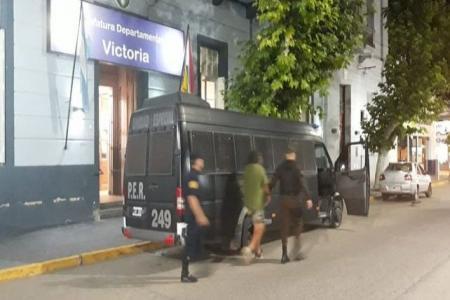 """Detuvieron a """"El Canoero"""" por tráfico de estupefacientes"""