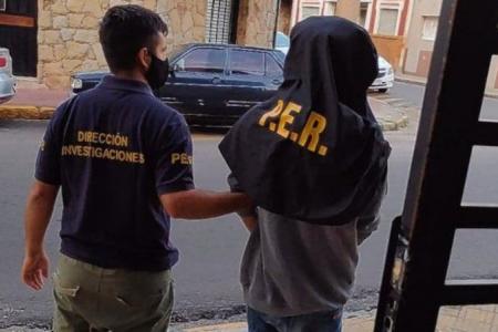 detenido violencia y trata de personas
