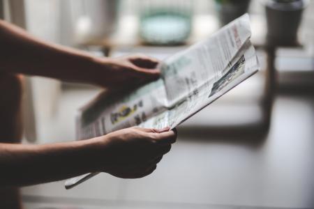 Un fiscal que lea diarios