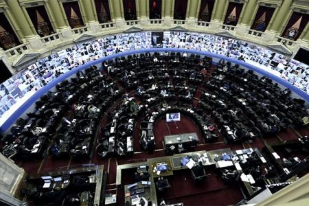 El Frente de Todos contaría con el respaldo de los interbloques provinciales para emitir dictamen de mayoría.