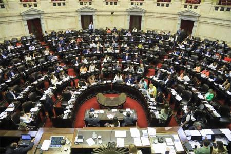 El martes los legisladores volverán al recinto en una sesión acordada.